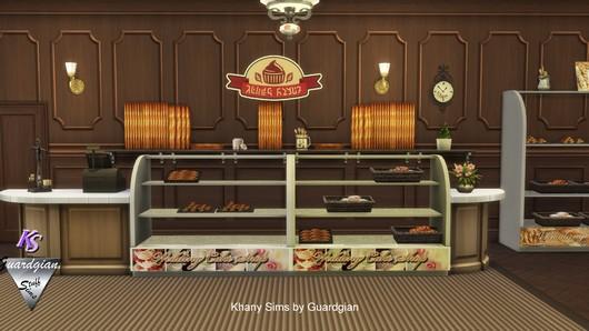 Khany Sims: La Baguette by Guardgian