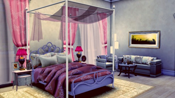 sanjana sims catchy sweet bedroom sims 4 downloads
