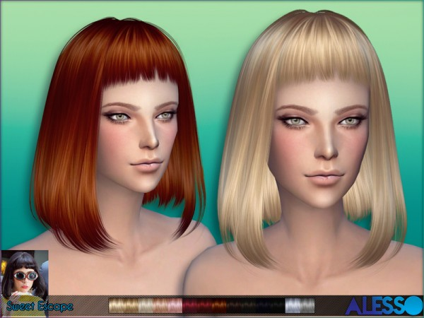 haircut names for the sims resource alesso sweet escape sims 4 downloads 1176