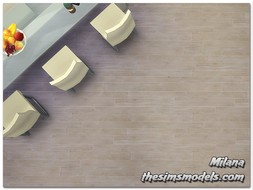 The Sims Models: Floor by Milana