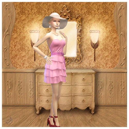 Les Sims 4 Passion: Lys Royal