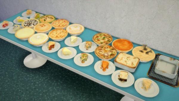 Budgie2budgie pies food sims 4 downloads - Plaque decorative cuisine ...