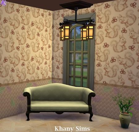 Khany Sims: Ceruzo house