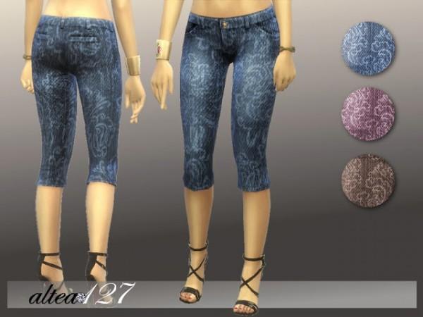 Altea127 SimsVogue: Short Jeans
