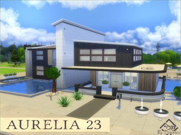 The Sims Resource: Aurelia 23 house by Devirose