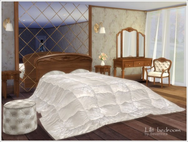 Sims by Severinka: Lilit bedroom • Sims 4 Downloads