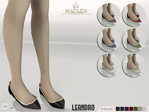 The Sims Resource Madlen Leandro Flats By Mj95 Sims 4