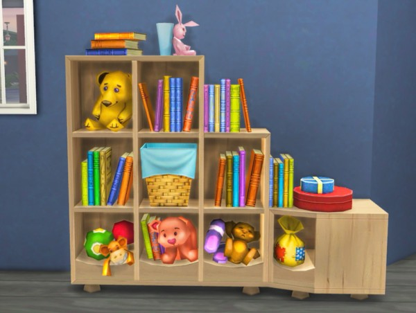 Simlife A Bookshelf Sims 4 Downloads