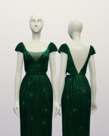 Rusty Nail Lily Wedding Dress Sims 4 Downloads