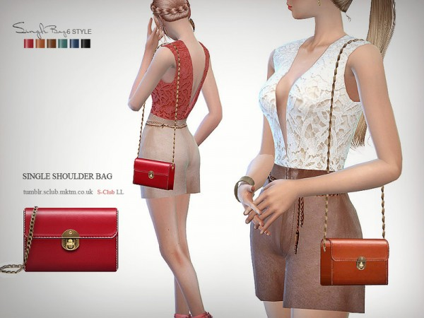 The Sims Resource: Bag N02 by S Club