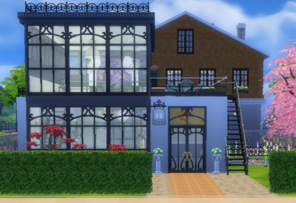 Mod The Sims: Bohemian bridal boutique by Bunny m
