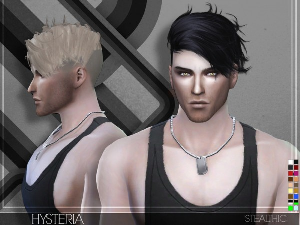 The Sims Resource: Stealthic   Hysteria