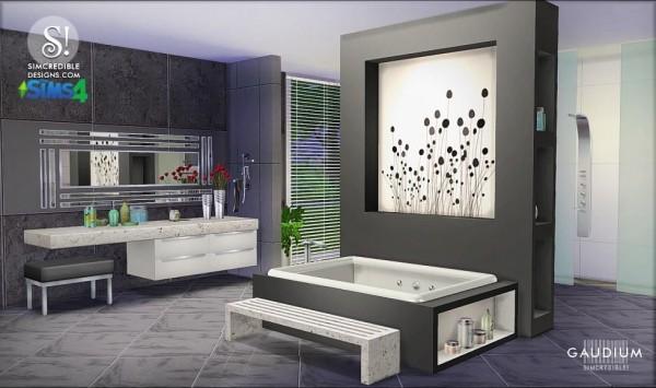 Simcredible designs gaudium bathroom sims 4 downloads for Bathroom design ideas channel 4
