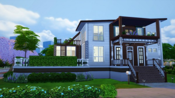 Rusty Nail: House N1