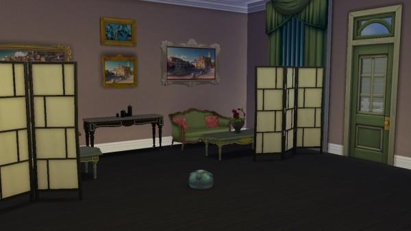 Mod The Sims: Rustic garden wedding by Bunny m