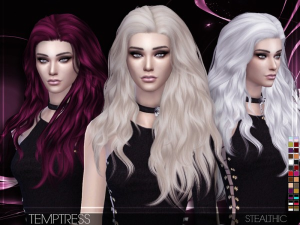 The Sims Resource: Stealthic - Temptress • Sims 4 Downloads