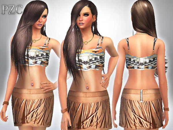 The Sims Resource: Indian Dream Set by Pinkzombiecupcake