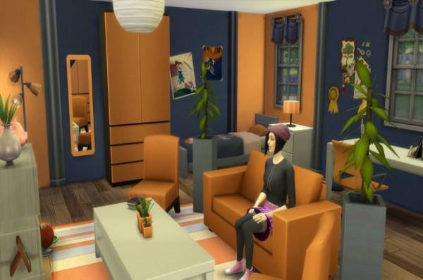 Blackys Sims 4 Zoo: Family Villa by SimsAtelier