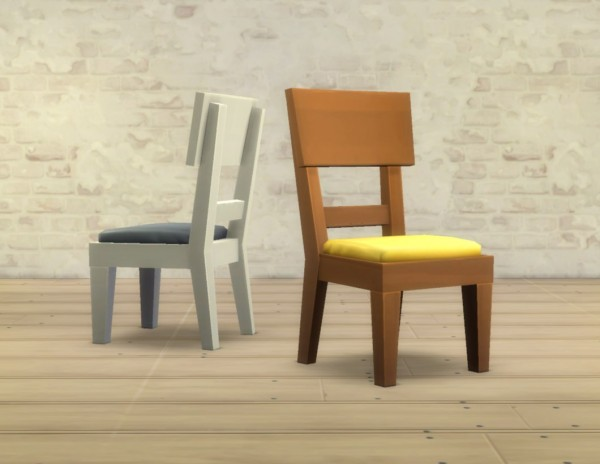 Mod The Sims: Mega Chair Mesh Override by plasticbox
