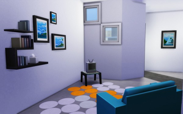 Ihelen Sims: Breeze by Rany Randolff