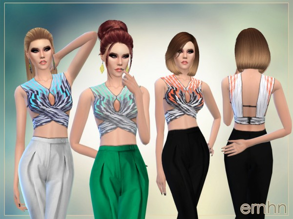 The Sims Resource: Street Fashion Set by ernhn