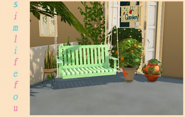 how to build a porch sims 4