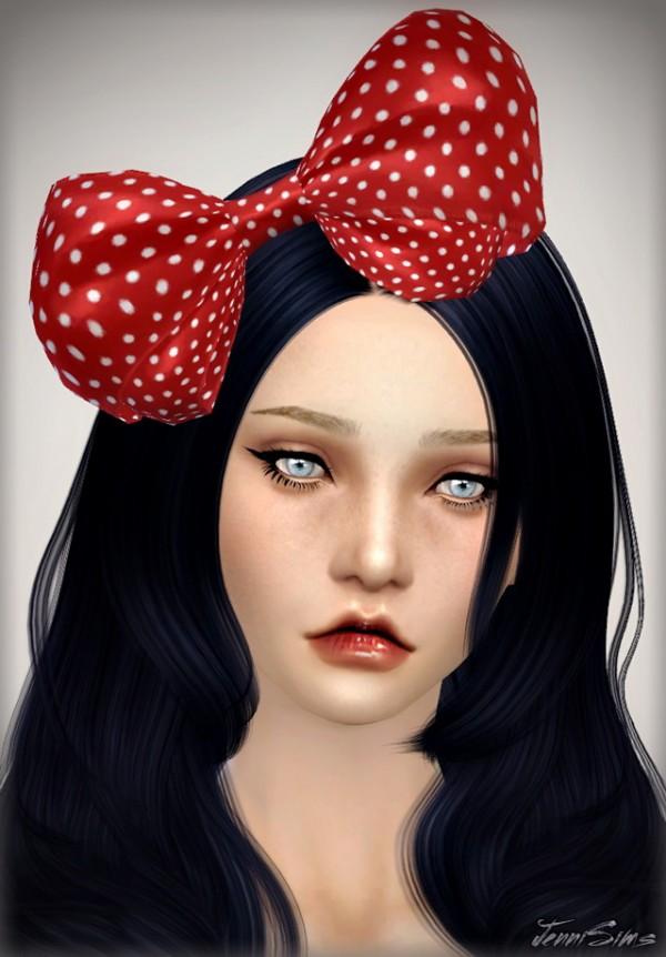 Jenni Sims: Accessory Bow Headband