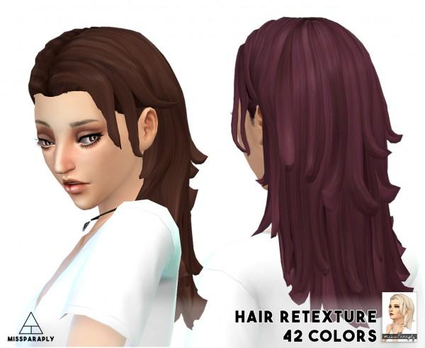 Miss Paraply: Hair retexture   Kiara24