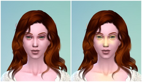 The simsperience: 22 Full Body Blushes