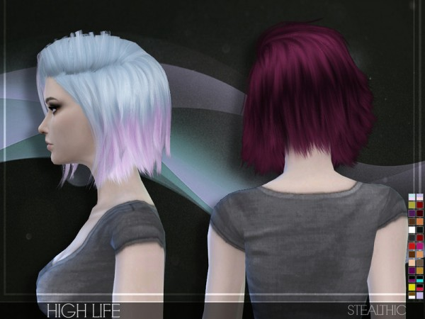 The Sims Resource Stealthic High Life Sims 4 Downloads