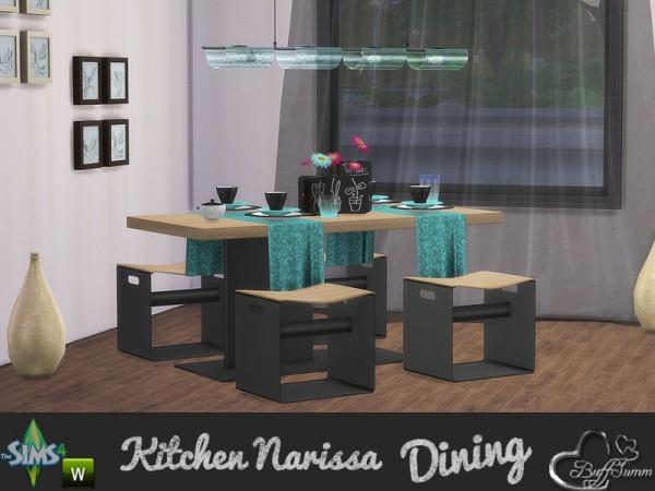 The Sims Resource: Dining Narissa by BuffSumm