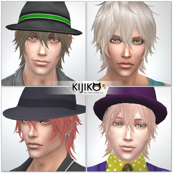 Kijiko: Night Fog TS4 edition