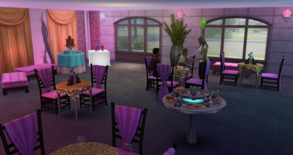 Studio Sims Creation: Baccarat