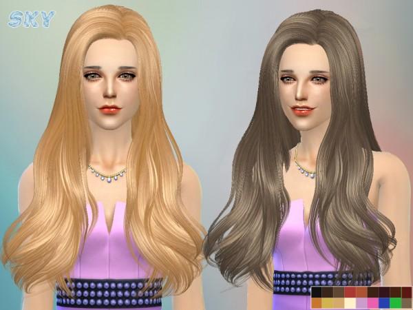 The Sims Resource: Skysims hair 237