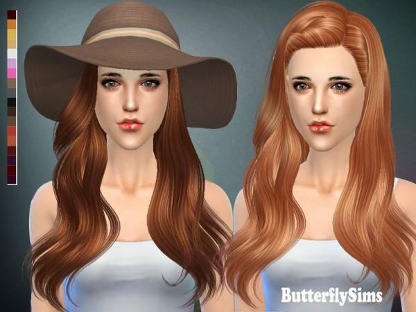 Butterflysims: B flysims hair 144