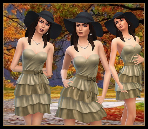 Les Sims 4 Passion: Lucie LUCAS