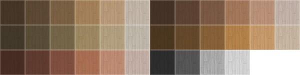 Veranka: Heartwood Plank Flooring   Floor Recolors