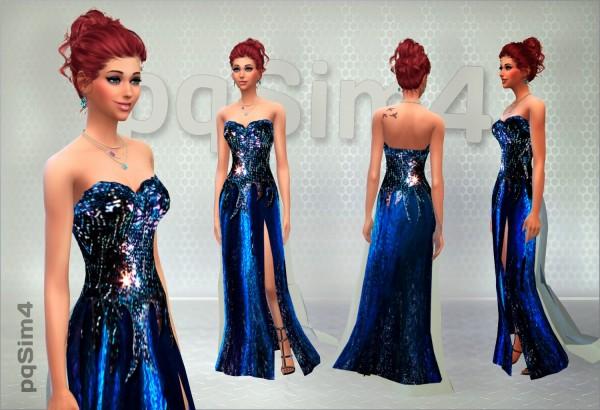 PQSims4: Evening dress