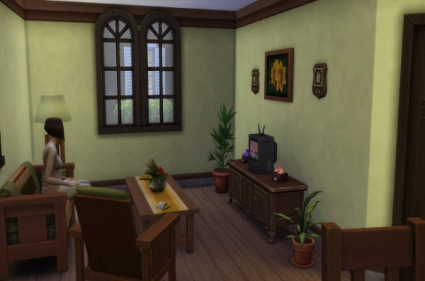 Blackys Sims 4 Zoo: Starter cottage by Sims Atelier