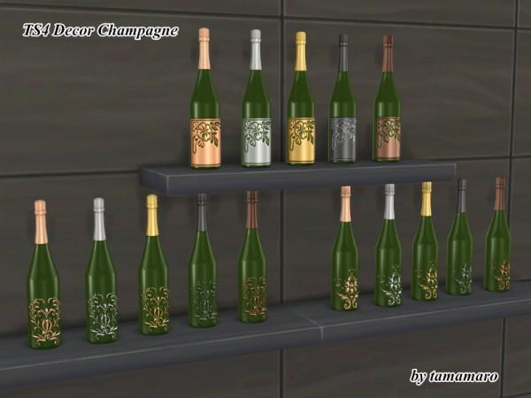 Tamamaro: Decor Champagne