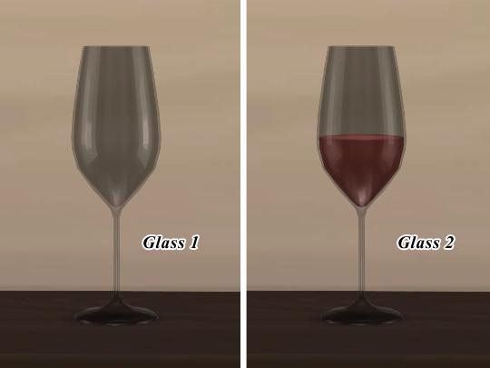 Tamamaro: Glass and Glass rack