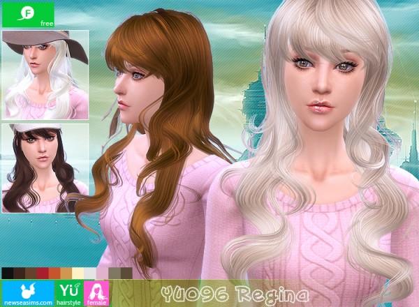 NewSea: YU 096 Regina hairstyle