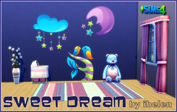 Ihelen Sims: Sticker Sweet Dream