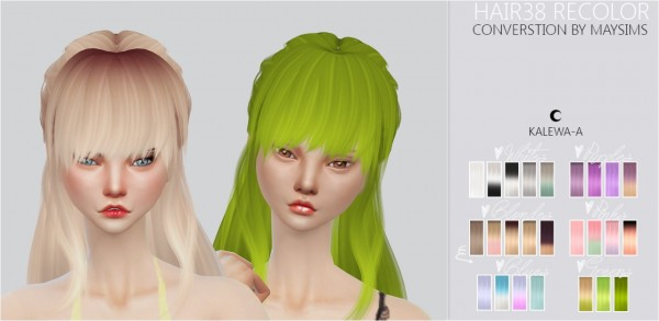 Kalewa a: Hair38 Recolor