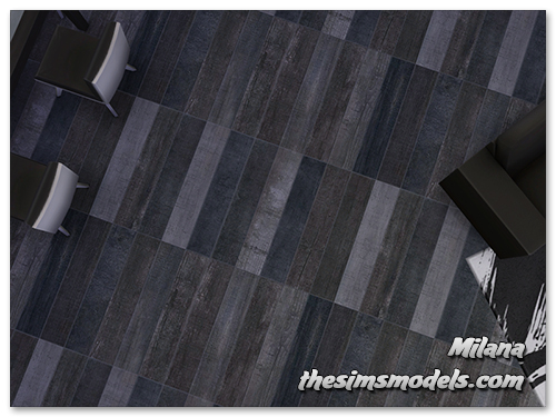 The Sims Models: Floor coverings by Milana