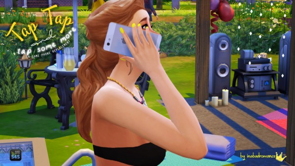 In A Bad Romance Phones Sims 4 Downloads