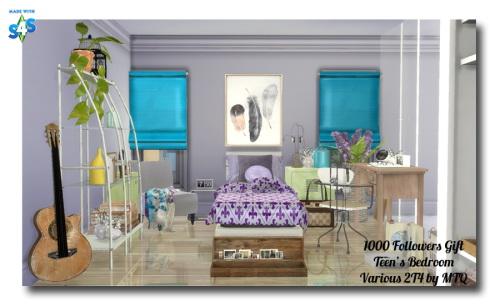 Msteaqueen: 1000 Followers Gift