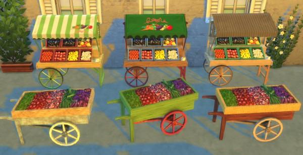 Leander Belgraves: Greenhouse Set   Part 3