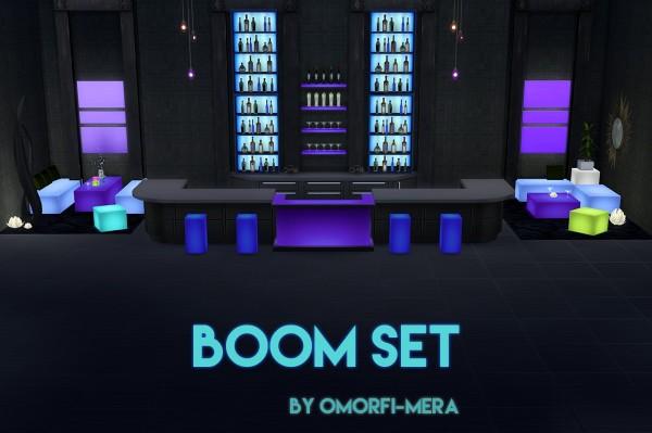 Omorfi Mera: Boom Set