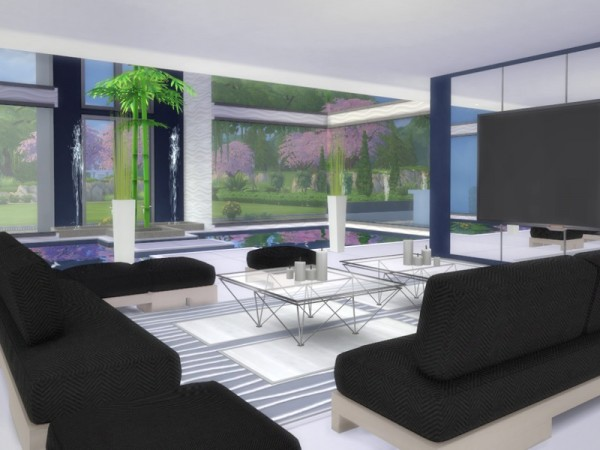The Sims Resource: Fusion house by Chemy